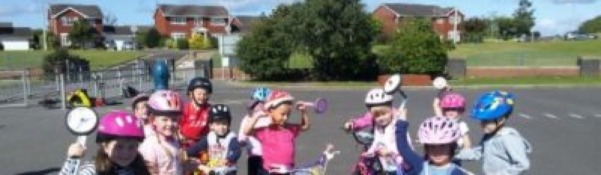 Ditch Those Stabilisers returns for May half term
