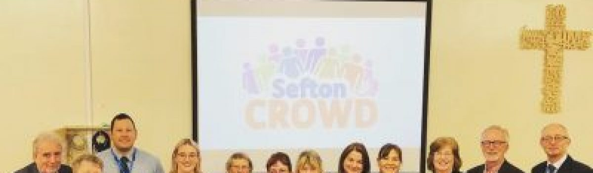Wildflower meadows, literary festivals and more join the #SeftonCrowd!