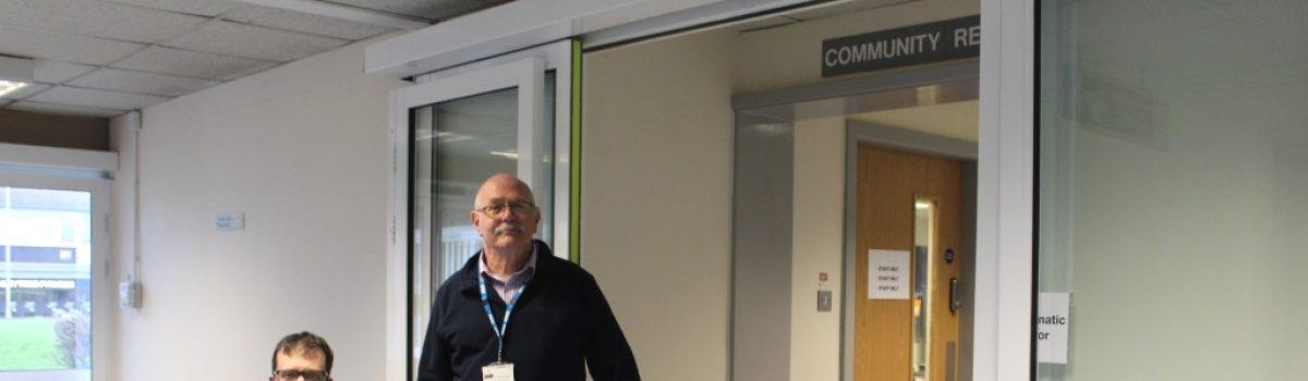 Healthwatch Sefton opens doors
