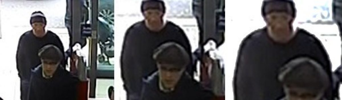 CCTV images released following theft in Aintree Retail Park