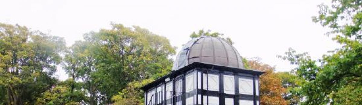 Stars have aligned for observatory open days