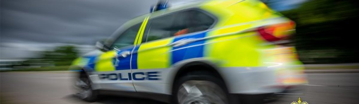 Police appeal for witnesses following an RTC in Southport