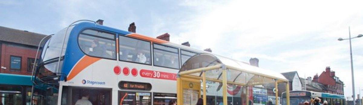 Sefton residents are invited to give their views on bus services in the area