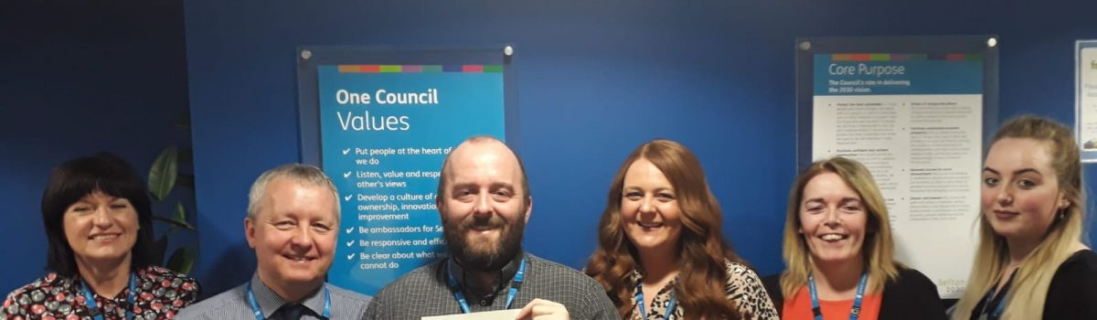 Sefton Council receives accreditation for excelling in customer service delivery