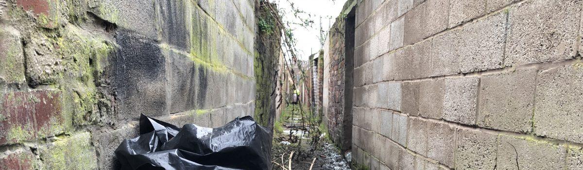 Sefton catches alleyway dumpers in flytipping crackdown