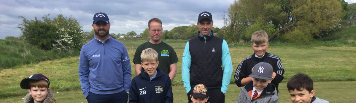 Sefton's Festival Of Golf declared a swinging success!