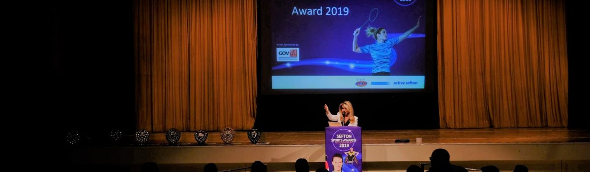 Sefton's sporting stars shine at annual awards gala