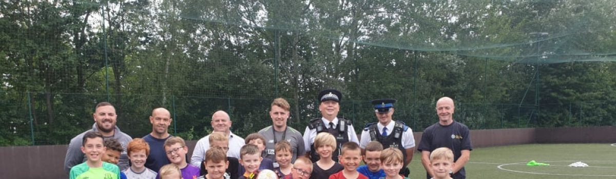 Sefton Council lauds Kicks partnership with Police & LFC Foundation