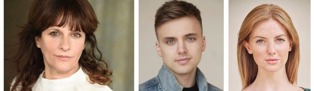 Trio of TV stars complete cast of By The Waters Of Liverpool