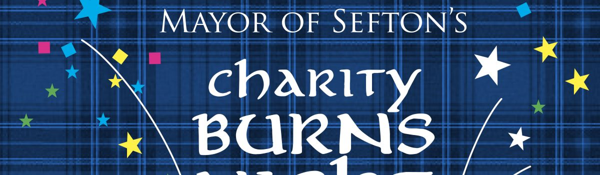 Celebrate the New Year in Style at the Mayor of Sefton's Charity Burns Night