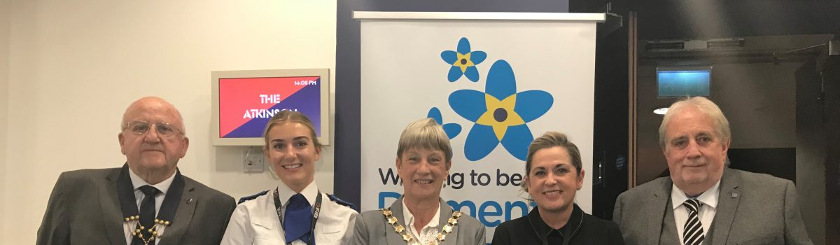 Sefton celebrates dementia friendly status
