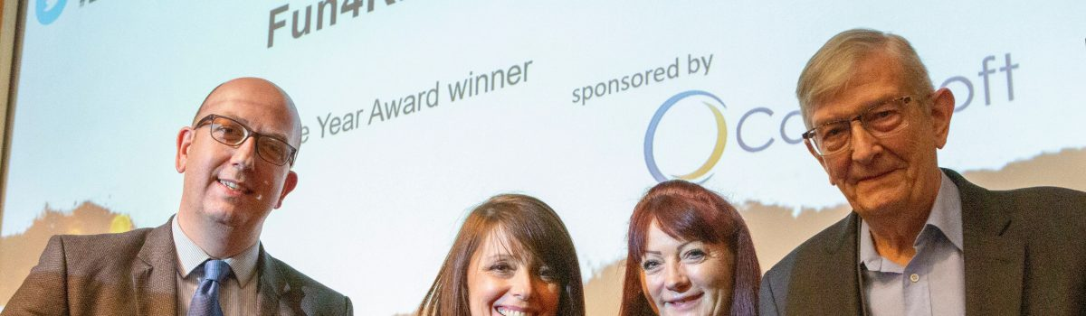Sefton@Work puts Netherton charity in Employability Awards spotlight