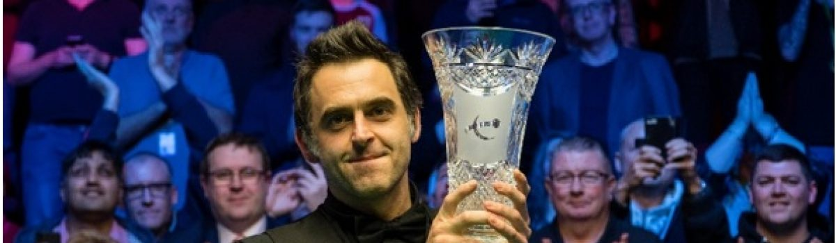 World's best snooker players heading to Southport for the first time