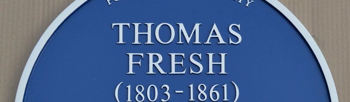 Spotlight On: Thomas Fresh
