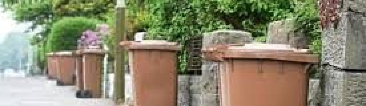 Advice on Refuse & Recycling services during self isolation
