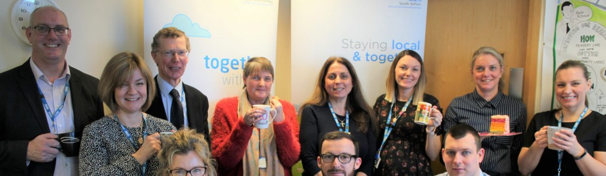 Local health professionals have a brew on Blue Monday