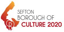 Sefton Borough of Culture 2020 logo