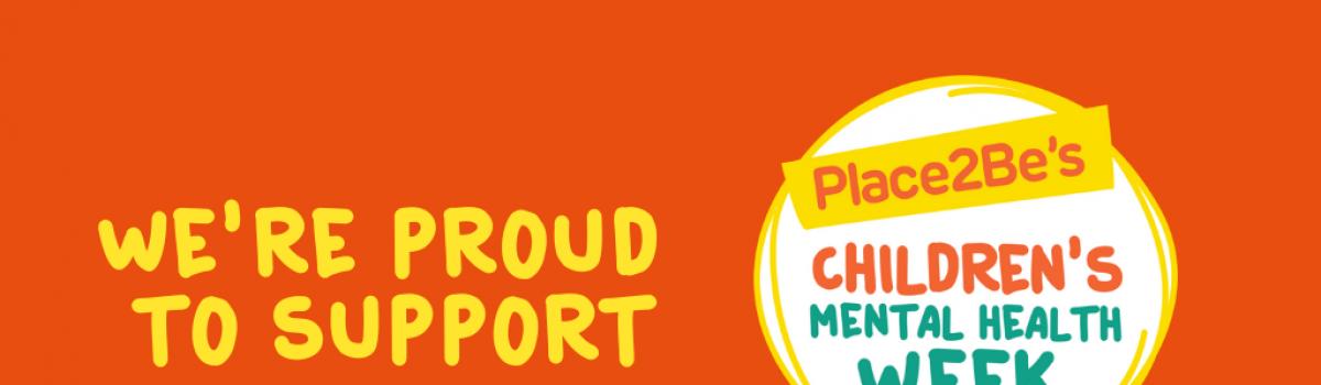 Find your Brave during Children's Mental Health Week