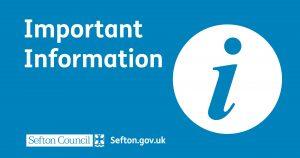 Important coronavirus information for Sefton