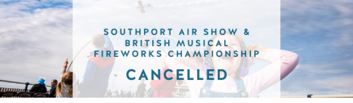 Sefton's major events cancelled