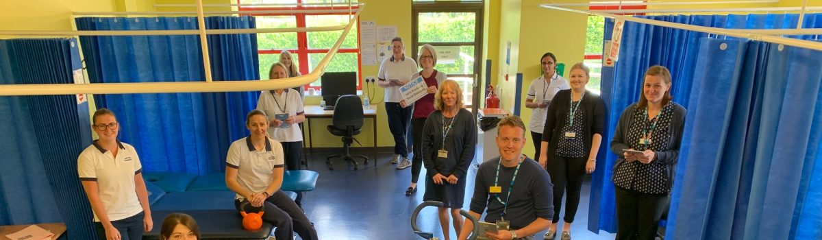 Patients' Covid feedback shapes future of hospital physiotherapy