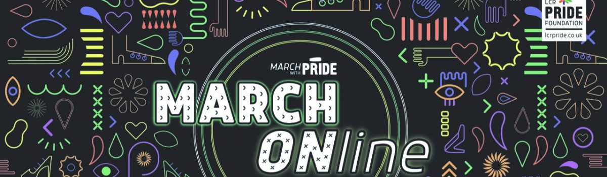 LCR Pride Foundation invites Merseyside to MarchOnline