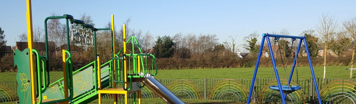 Programme of safe openings for Sefton's play areas underway