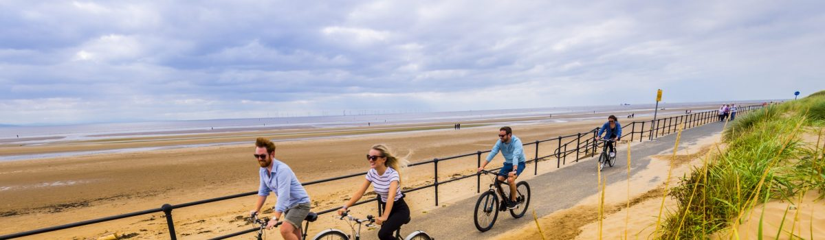 Bootle & Southport schemes among six new City Region cycling and walking routes