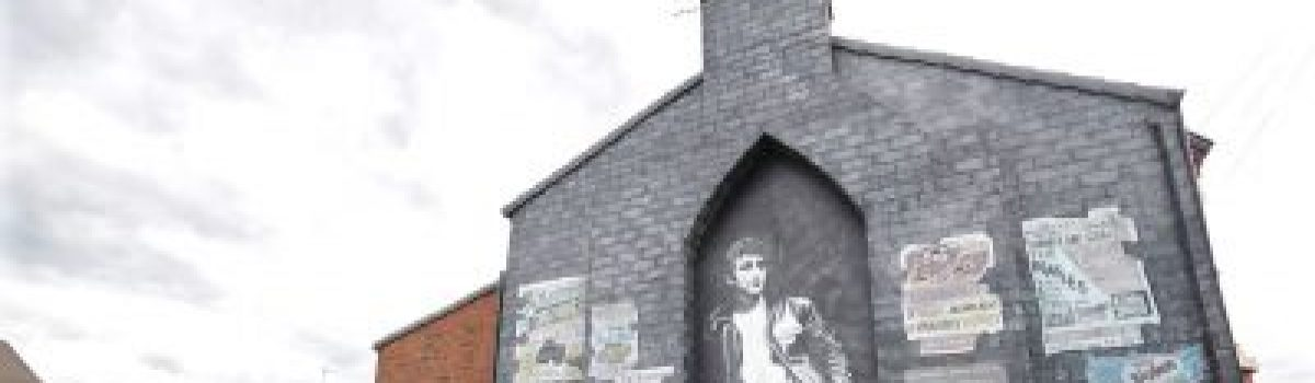Council and community come together to save Beatles mural
