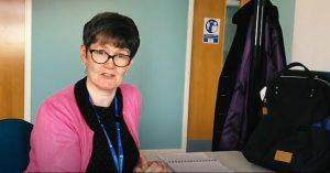 Margaret Jones, Sefton Council's Director of Public Health