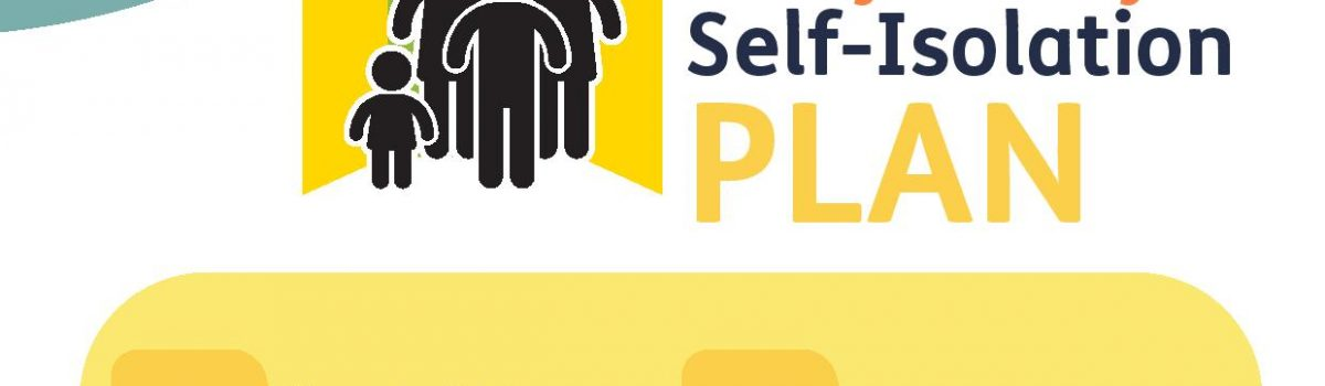 New tips for self-isolating