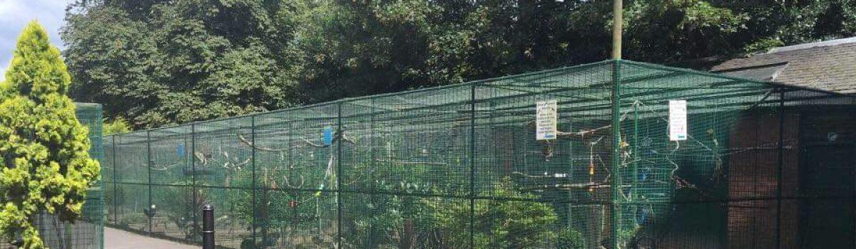 Southport's Botanic Gardens Aviaries to undergo repairs