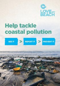 Help tackle coastal pollution