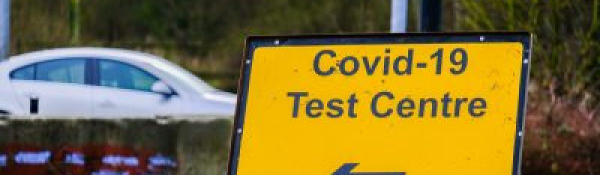 Aintree SMART testing centre closes as demand for Home Testing kits grow