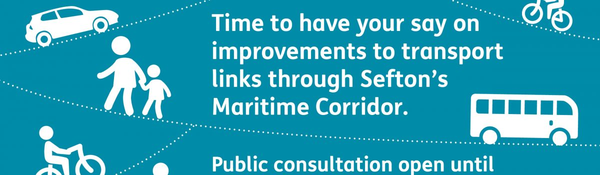 Views welcomed on improvements to transport links through Sefton's Maritime Corridor