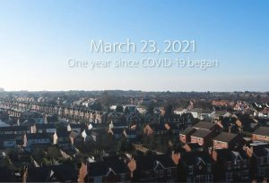 One Year On COVID-19 Video