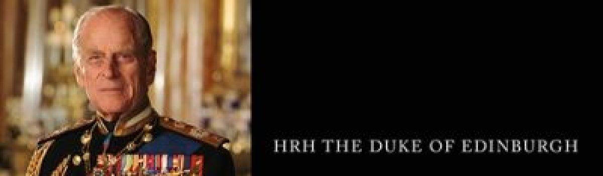 HRH The Duke of Edinburgh, 1921 – 2021