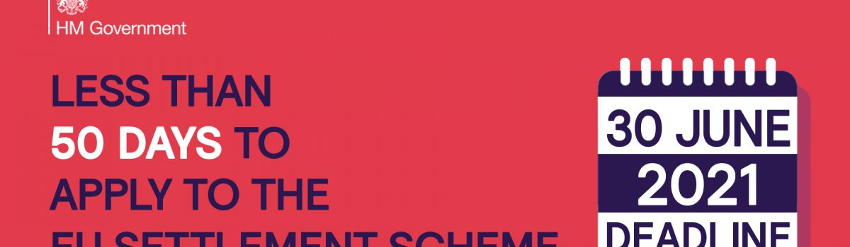 EU Settlement Scheme info for parents who need to apply by 30th June deadline