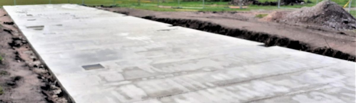 Firm foundations for new Bootle Driving Range