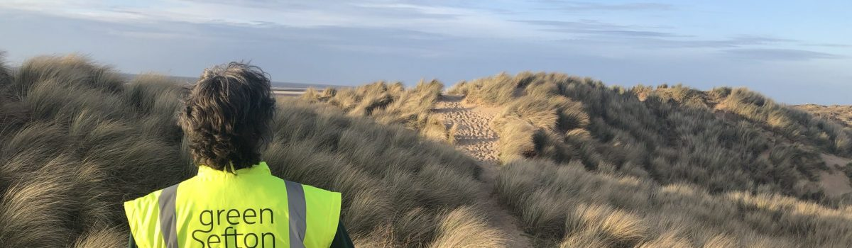 Keeping Sefton clean, green and beautiful as use of outdoor spaces more popular than ever