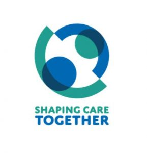 Shaping Care Together logo