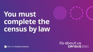 """""""You must complete the census by law"""""""