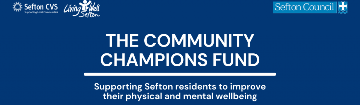 Funding available for community groups this #MentalHealthAwarenessWeek