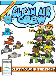 clean air crew poster