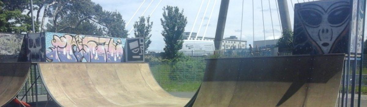 Southport skatepark back open after ramp refurbishments