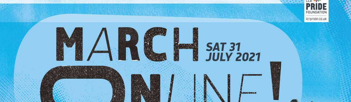 LCR Pride Foundation's MarchOnline returns for 2021