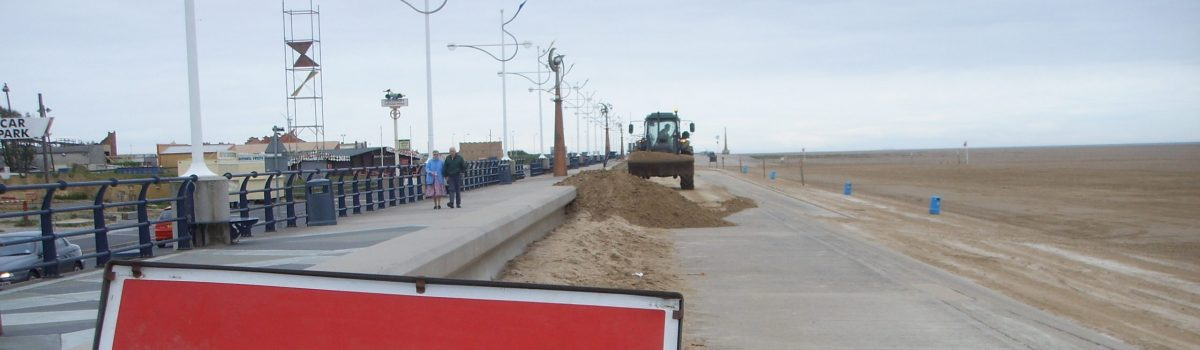Sefton Council outlines action being taken and natural challenges with sand clearance at Crosby and Southport promenades