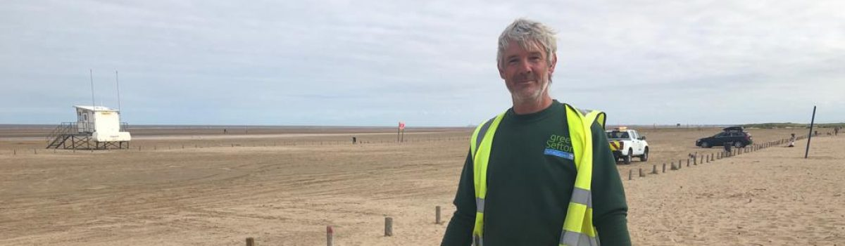 Youngsters back clean beaches as Green Sefton prepares for busy coastline during school holidays