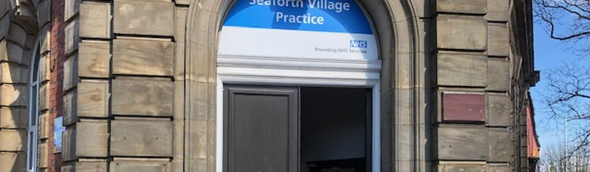 Seaforth Village Surgery back open for walk-in COVID vaccinations & pre-booked jab appointments.