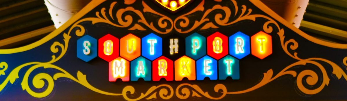 New look Southport Market opens this coming Thursday!
